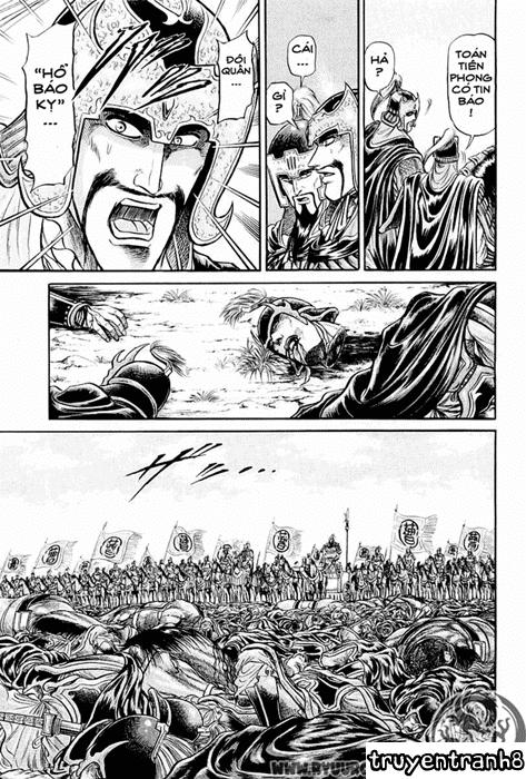 Chú bé rồng-Ryuuroden chap 24 Trang 34 - Mangak.info