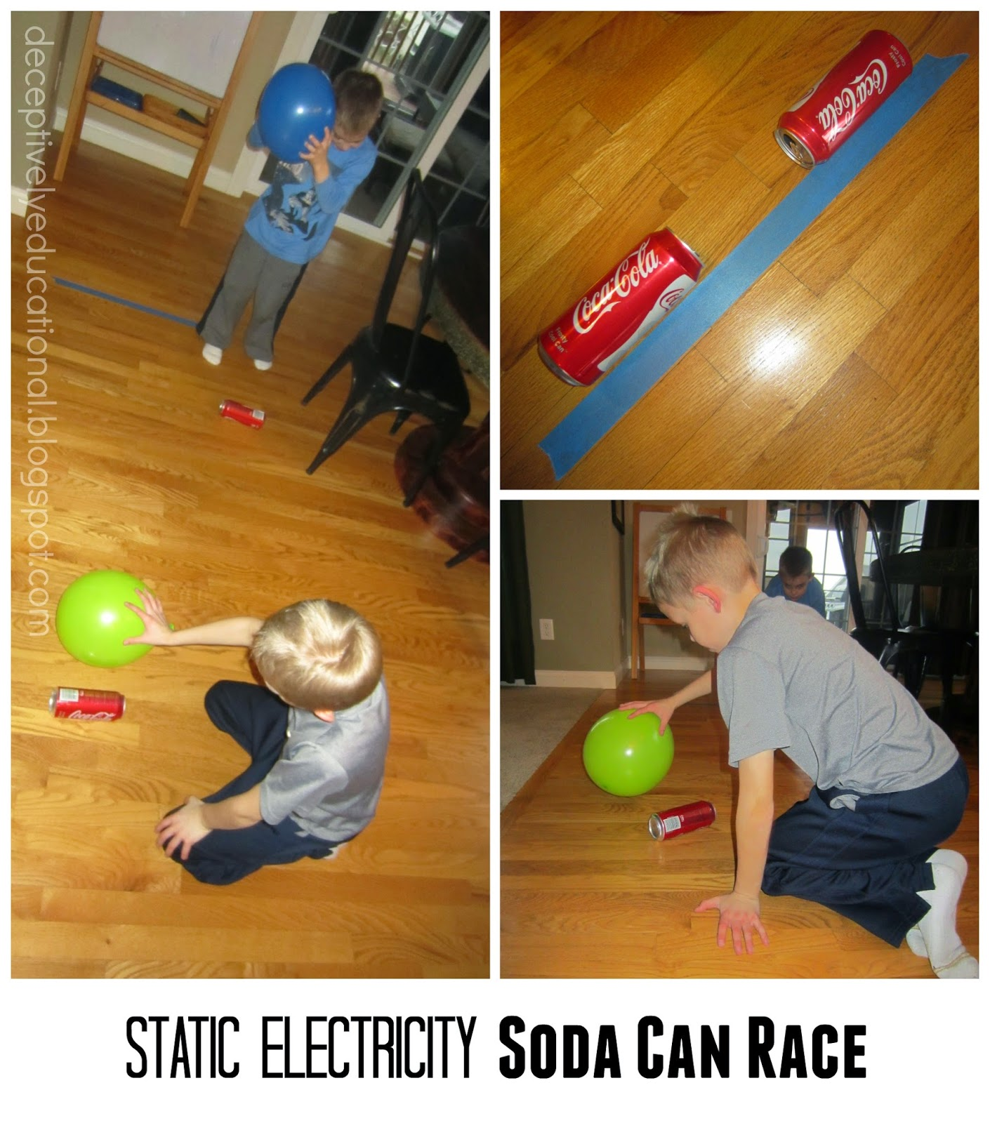 static electricity projects