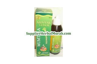 Minyak Gosok Mumtasa 60 ml