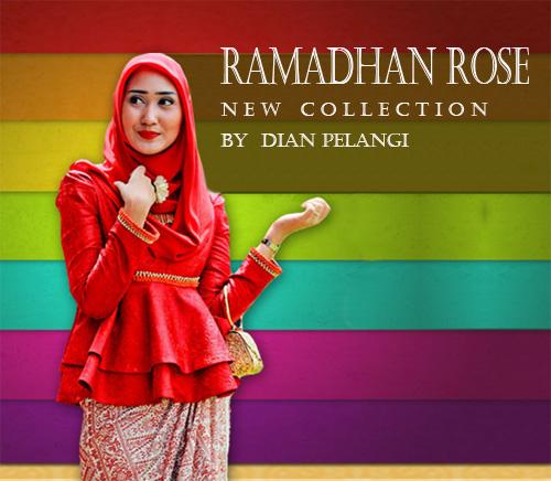 busana muslim dian pelangi ramadhan rose dalam menyambut ramadhan 2013 ...