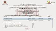 """Lista de Cotejo """"Visita de Acompañamiento y Supervisión Docente"""" 2014"""