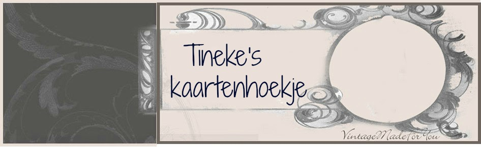 Tineke's kaartenhoekje