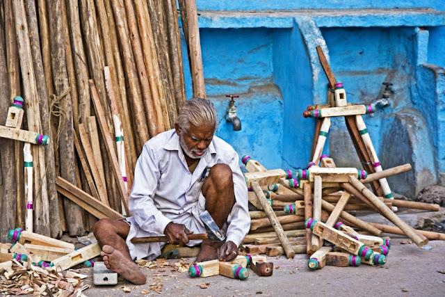 The Carpenter and His Akhirah