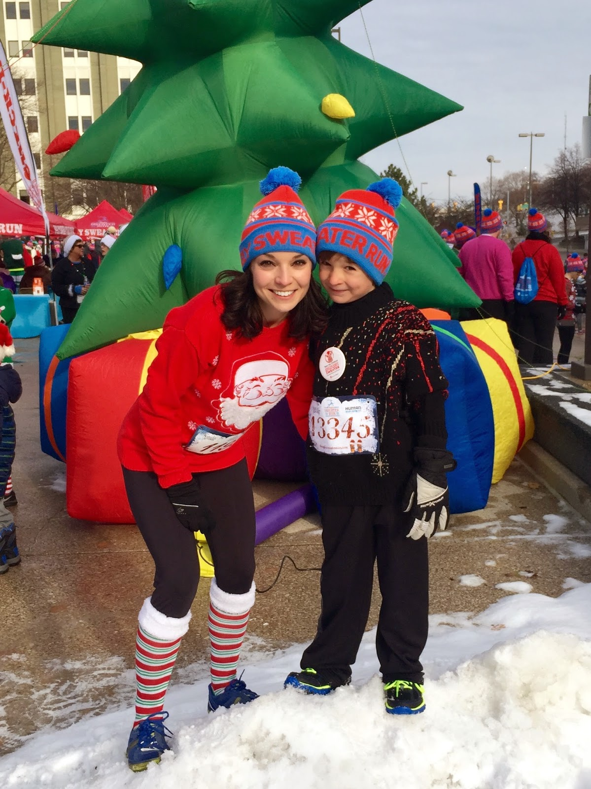 Ugly sweater run grand rapids