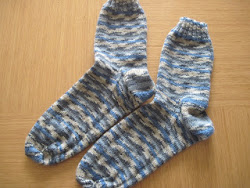 Simple Socks For Daniel 2