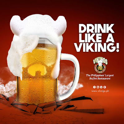 #EatLikeaViking All Weekends this October with Vikings' Oktoberfest Celebration!