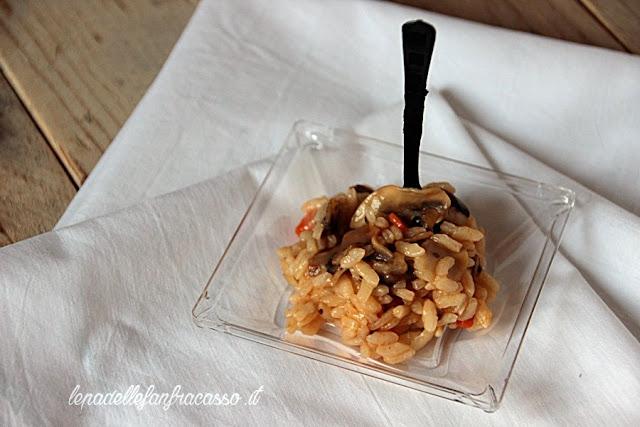 come fare il risotto ai funghi