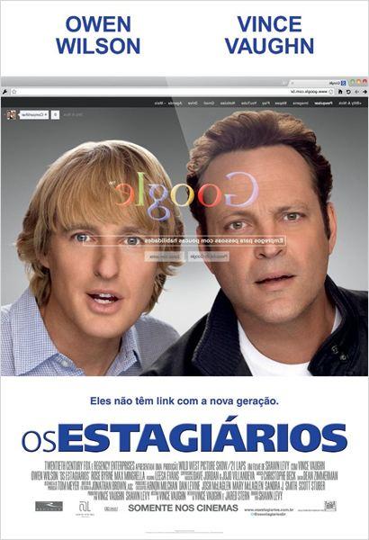 Filme Poster Os Estagiários TS XviD & RMVB Dublado