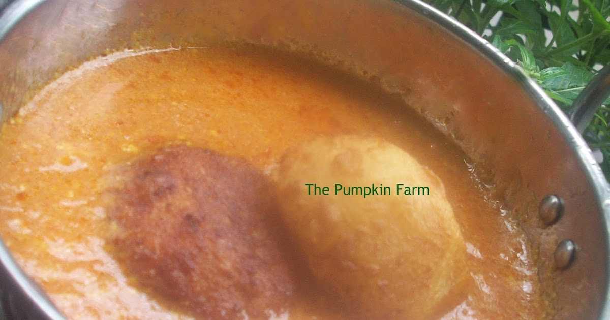 Celebrating Food: Malai Kofta