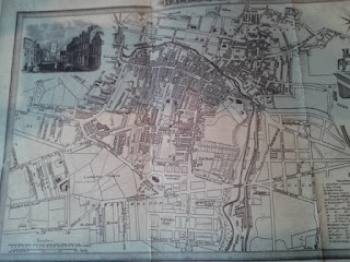 Map of Bolton 1824