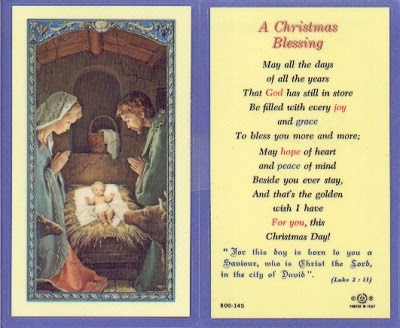 Religious Christmas Greetings for Cards 2015
