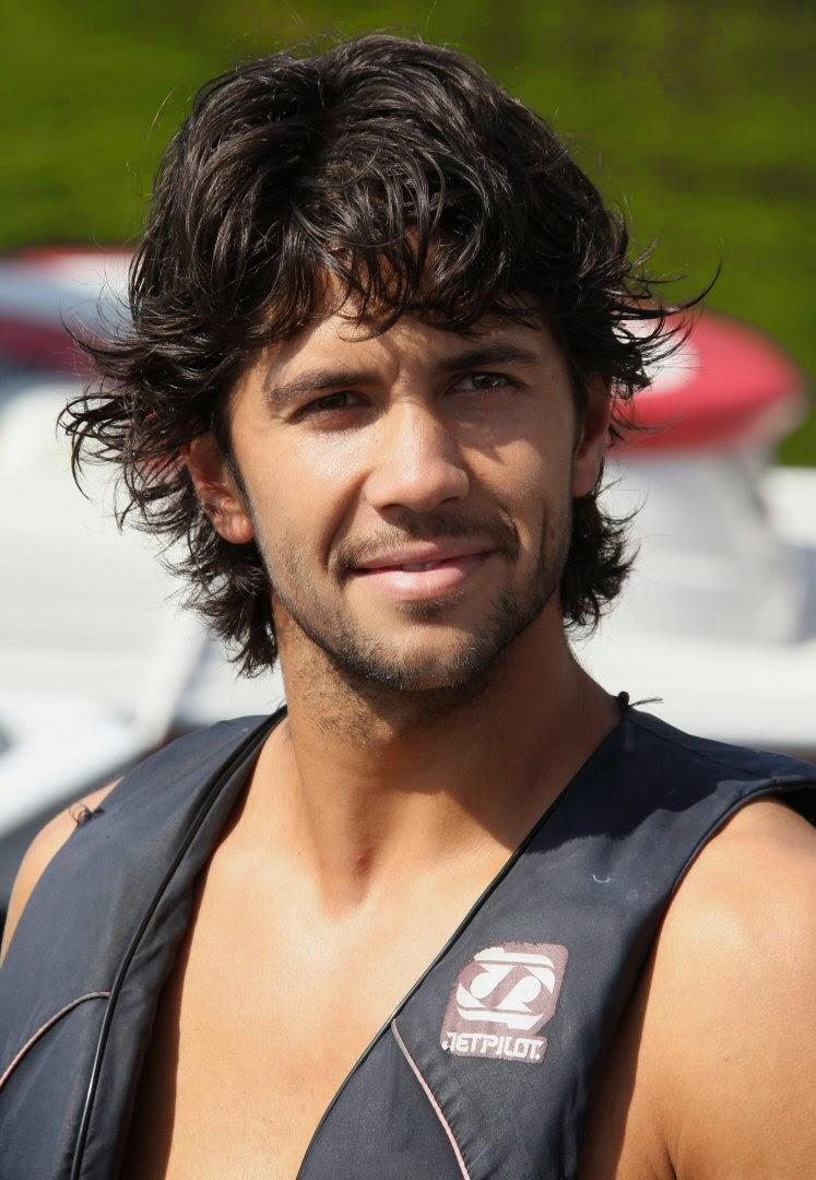Fernando Verdasco on Nascar Talladega
