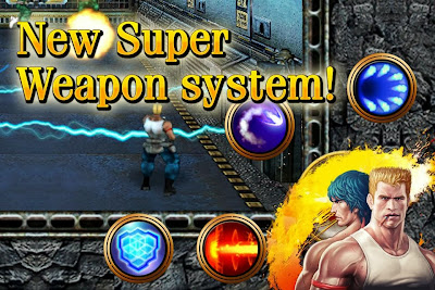 Contra: Evolution full apk