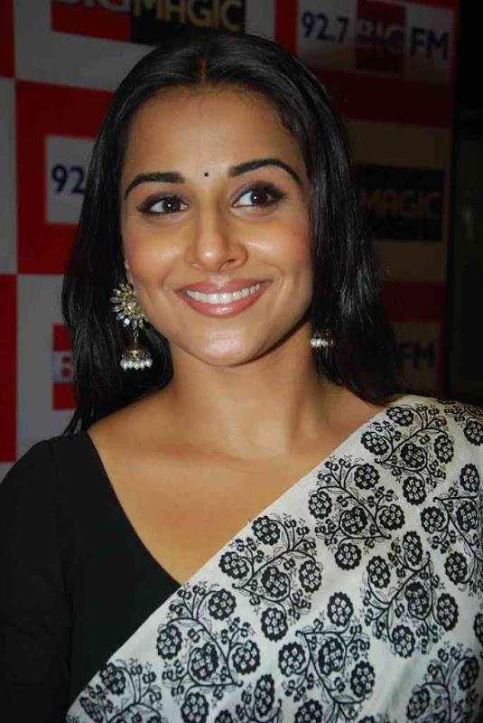 Vidya Balan At  Big FM Photos wallpapers