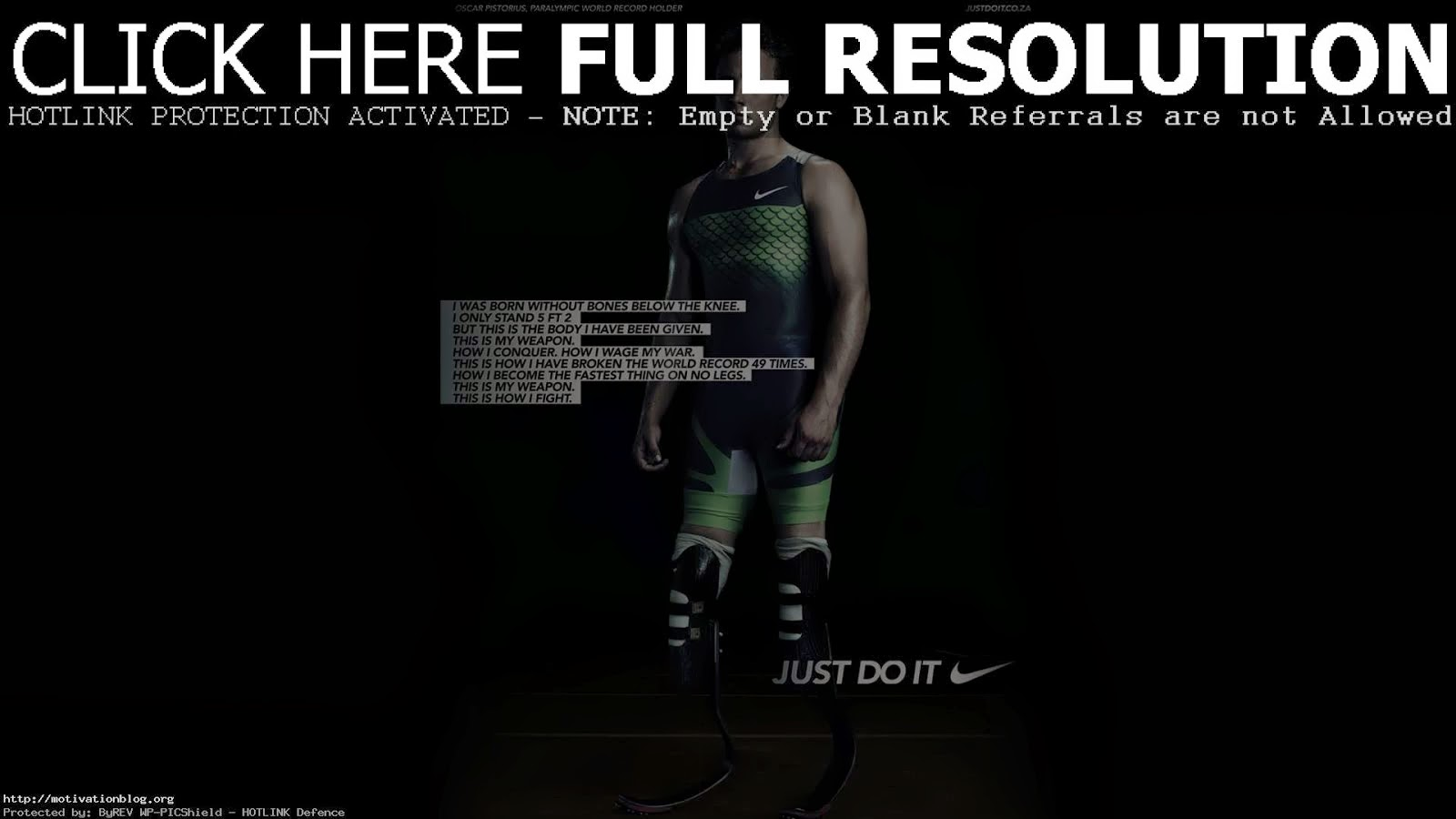 Nike Motivation Wallpaper Motivation Blog Quotes