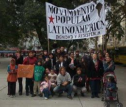 Movimiento Popula Latinoamérica, Dignidad y Resistencia