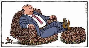 La brecha entre los más ricos y el resto del mundo se ampliará en 2016