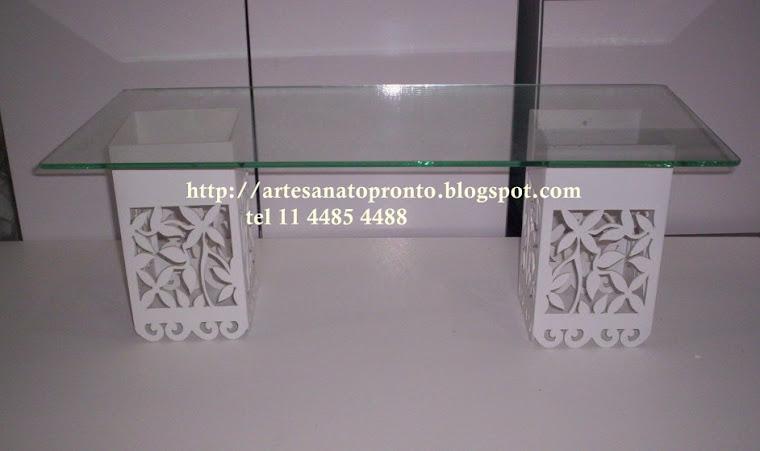 bases e vidro para docinhos R$ 120,00