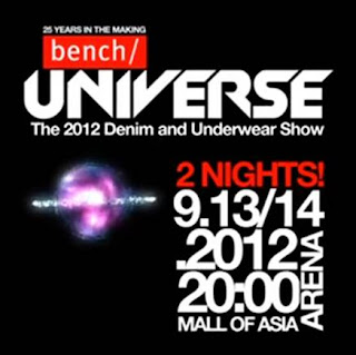 Bench Universe: The 2012 Denim and Underwear Show