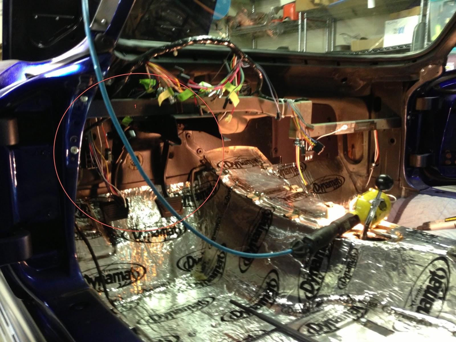 1963 Corvette Sting Ray - Split Window Coupe