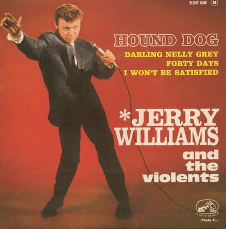 Jerry Williams 3 Violents Jerry 21