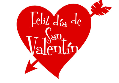Valentines day image in spanish