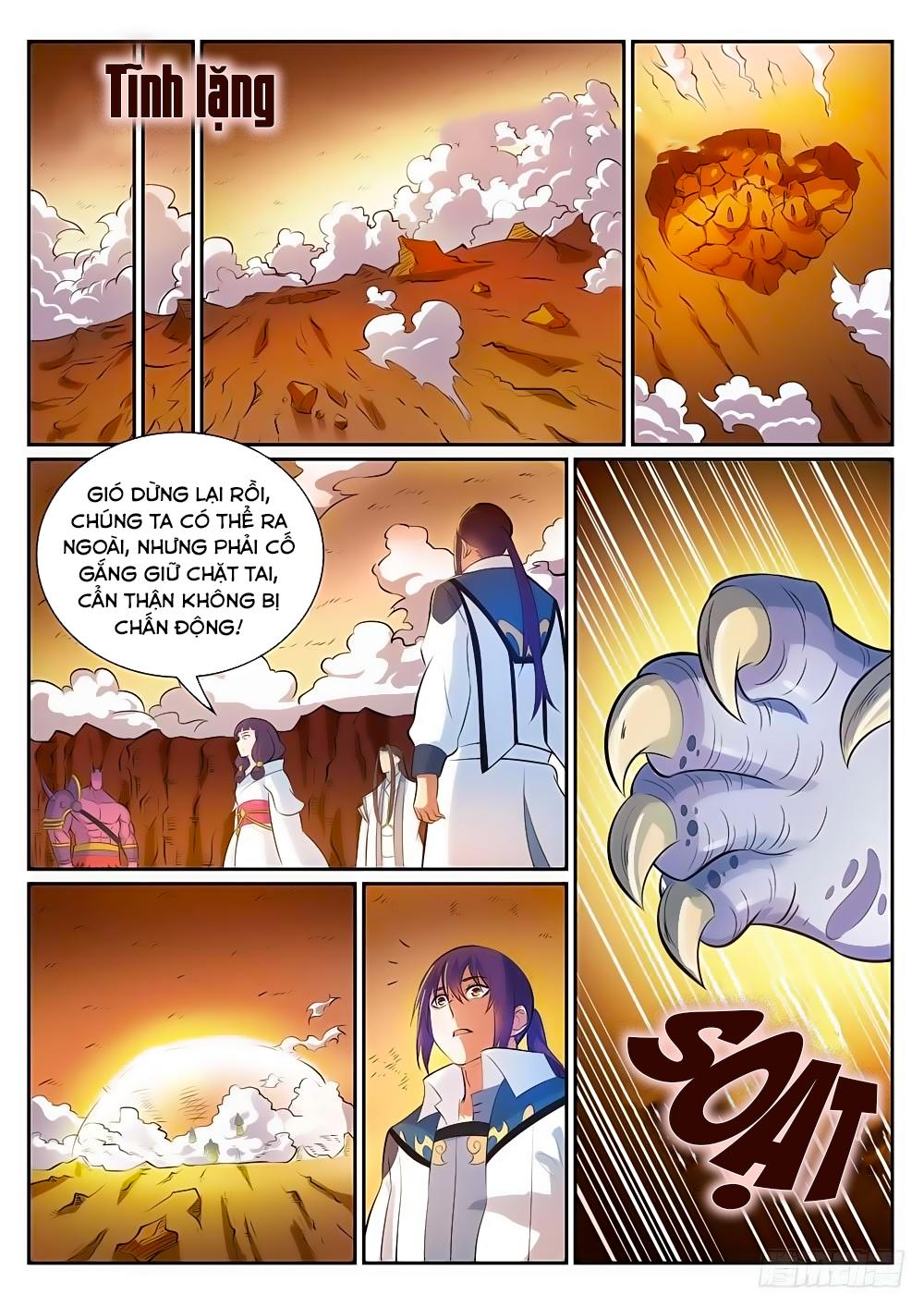 Bách Luyện Thành Thần Chapter 293 - Hamtruyen.vn