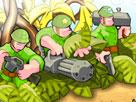 Geliştirmeli Silahlı Komando Oyunu