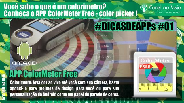 APP ColorMeter Free -   color picker
