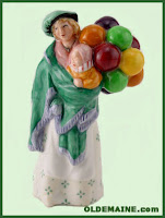 Balloon Lady Figurine2
