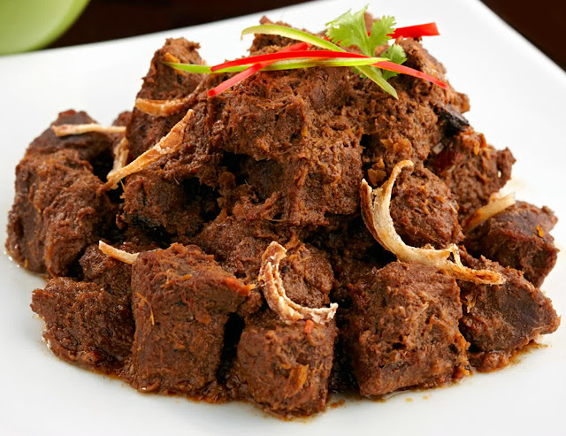 RENDANG : ONE OF THE 50 MOST DELICIOUS FOOD IN THE WORLD