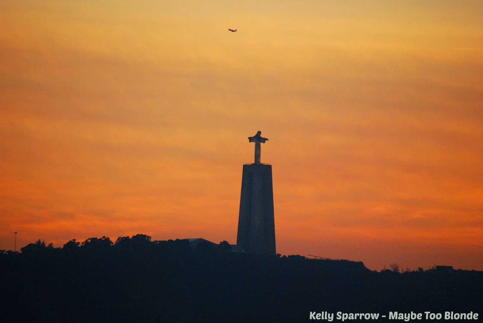 Christ the King Lisbon Portugal
