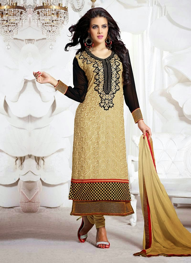 Indian Fashion Trendz | Online Shopping Store For Churidar Suit | Buy Online Anarkali Suit