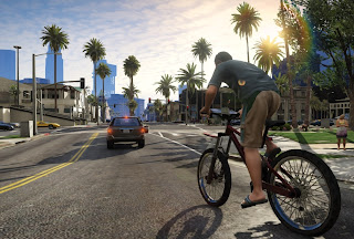 gta 5 cycling