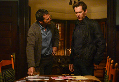 The Following S01E03. The Poet's Fire