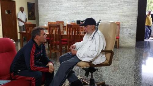 Rafael del Pino: El Armagedón chavista y el padre del Socialismo del