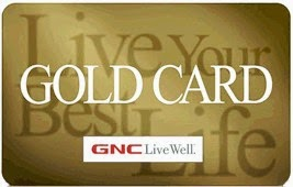 GNC Gold Card Membership Discount and Benefits