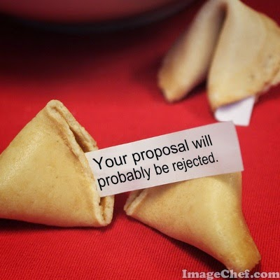 Your proposal will probably be rejected