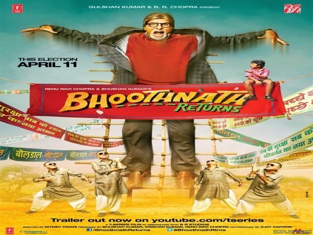 Bhoothnath Returns 2014 Movie Watch Online