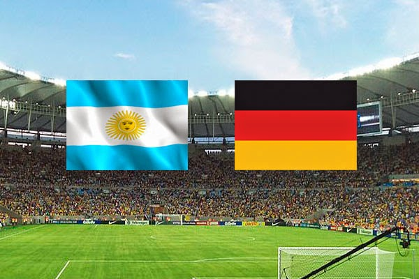Alemania vs Argentina Final Mundial 2014
