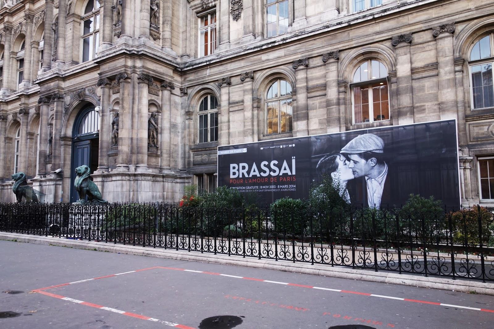 Expo photo brassa pour l amour de paris jusqu au 8 for Expo paris mars