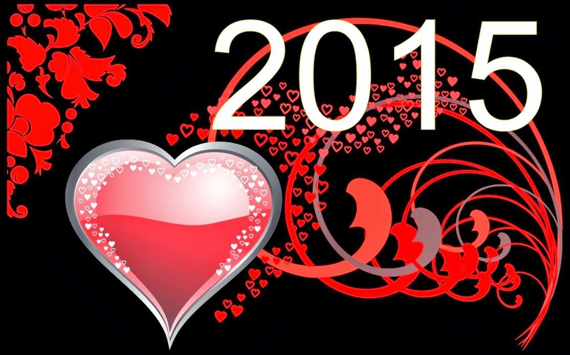 Gambar Animasi Bergerak Ucapan Tahun Baru 2015 Love Selamat Tahun Baru DP BBM