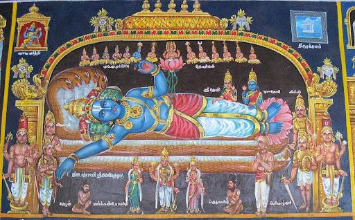 To Srirangam