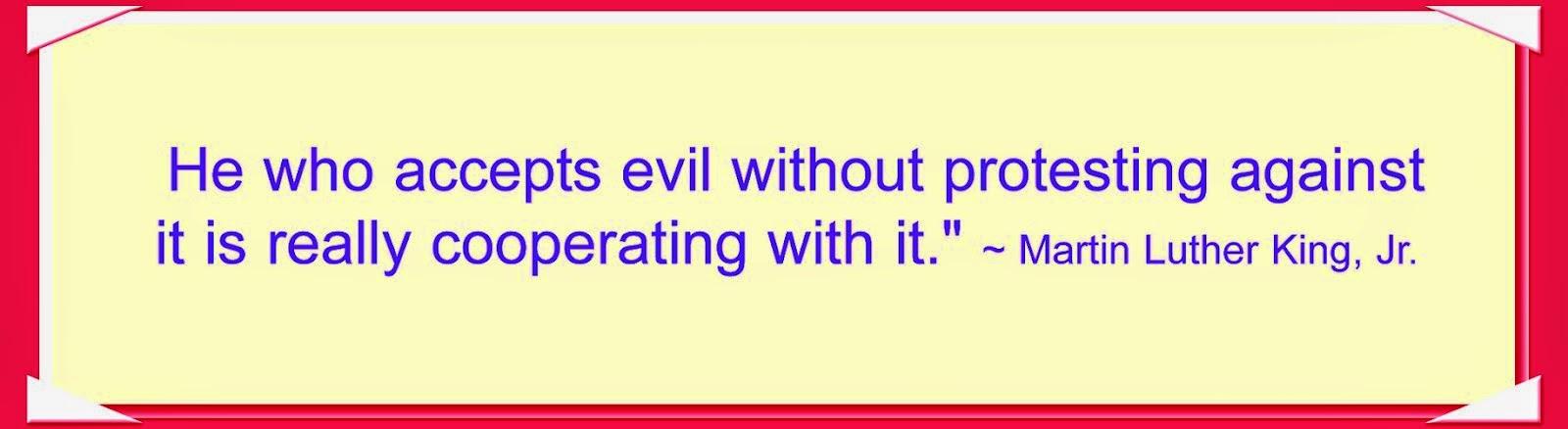 MLK's Wisdom