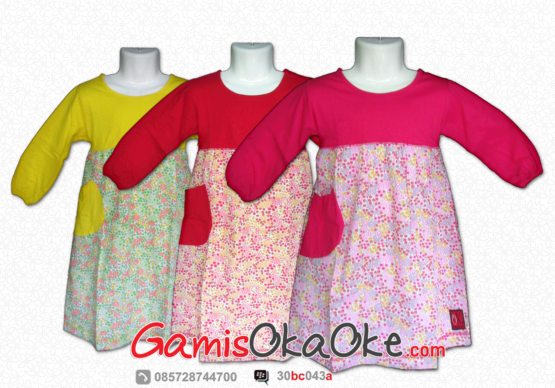 Tempat grosir gamis anak perempuan harga murah dan bagus Contoh baju gamis anak