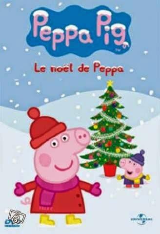 Les nouveaut s dvd de la m diath que valery larbaud - Peppa cochon noel ...