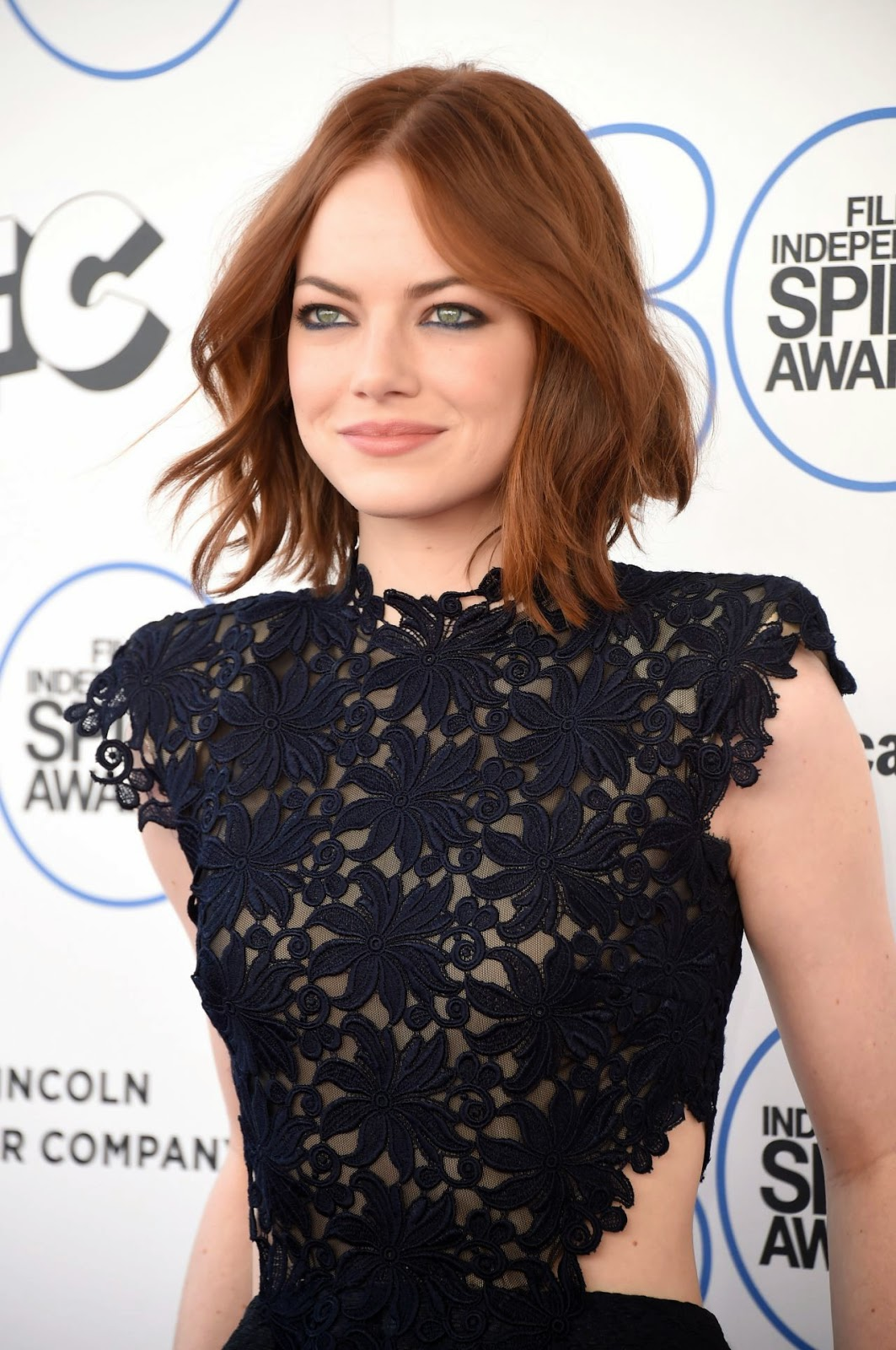 Emma Stone – 2015 Film Independent Spirit Awards in Santa Monica