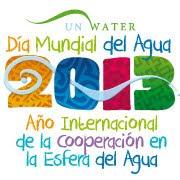 2013: AÑO INTERNACIONAL DE LA COOPERACIÓN EN LA ESFERA DEL AGUA