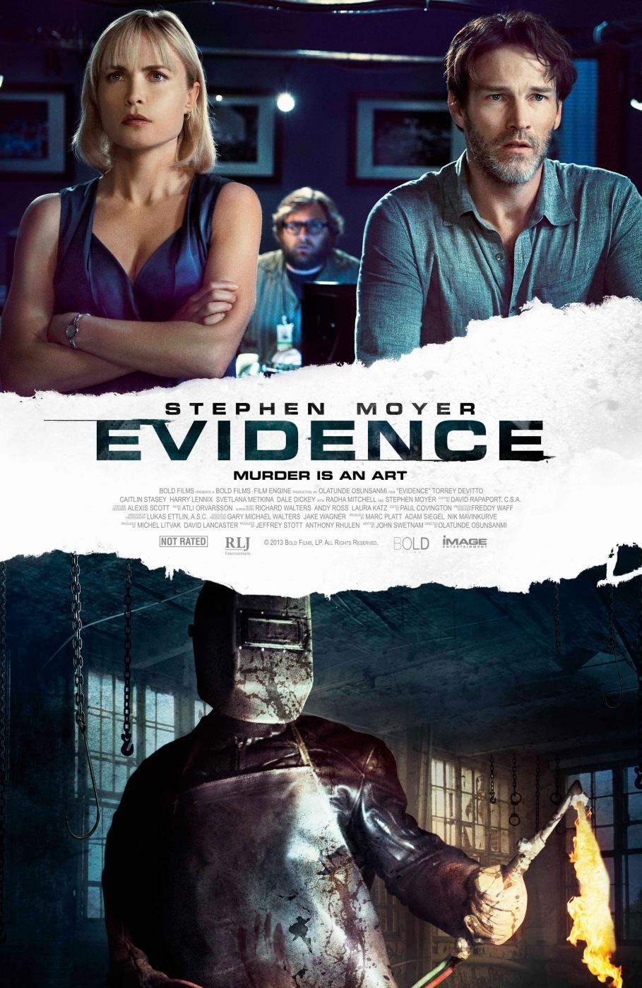 Evidence (2013)