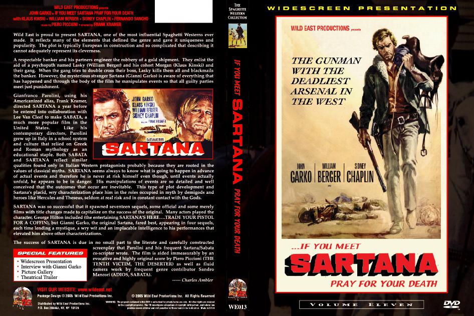 If You Meet Sartana Pray for Your Death CULTFOREVER IF YOU MEET SARTANA PRAY FOR YOUR DEAT 1968H